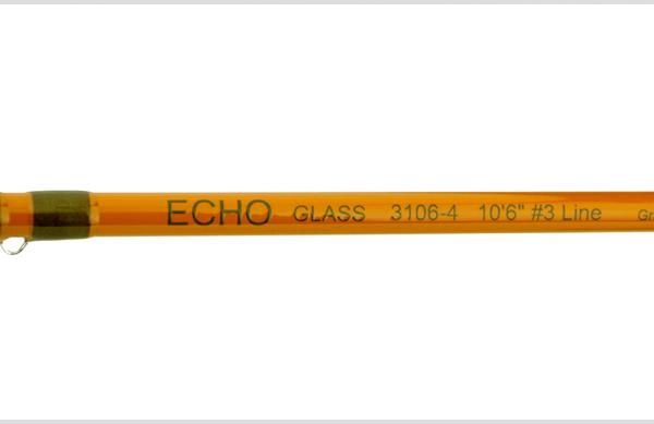 ECHO GLASS Switch Fly Rod Craftsmanship Photo