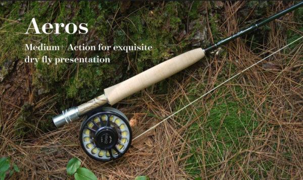 Thomas & Thomas Aeros Fly Rod