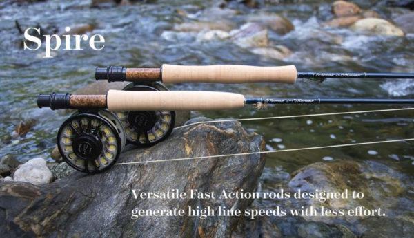 Thomas & Thomas Spire Fast Action Fly Rod