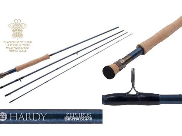 Hardy Zephrus SWS Fly Rod