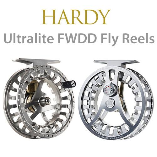 Hardy Ultralite FW DD Fly Reel